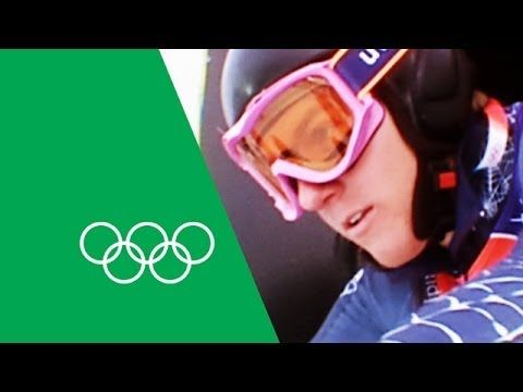 Ted Ligety Wins Gold in Olympic Games Debut | Olympic Rewind