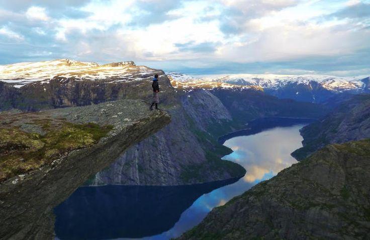Wandern in Norwegen - Tipps für die Vorbereitung, Packlisten und Vorstellung verschiedener Wanderrouten in Fjordnorwegen und in Nord-Norwegen.