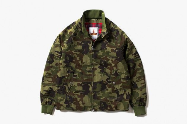 NANAMICA & BARACUTA GORE-TEX G9 HARRINGTON