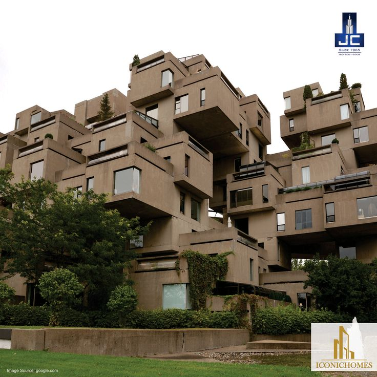 The Habitat 67 is a one-of-a-kind housing complex located in Montreal, Quebec, Canada, It was designed to integrate the variety and diversity of scattered private homes and it was believed to illustrate the new lifestyle for people.