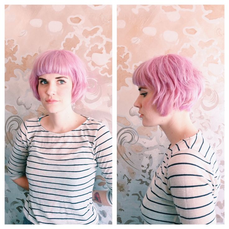 The last time MODERN SALON shared Jennifer Sarchet's work, the response was wildly positive. Now we share a positively pink formula from Sarchet, a stylist at The Establishment LA salon, an Aveda salon in the Silver Lake neighborhood of Los Angeles, CA.