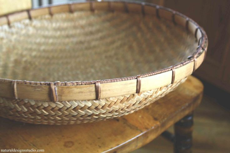 How To Weave A Cane Basket : Best images about cane wicker weaving on
