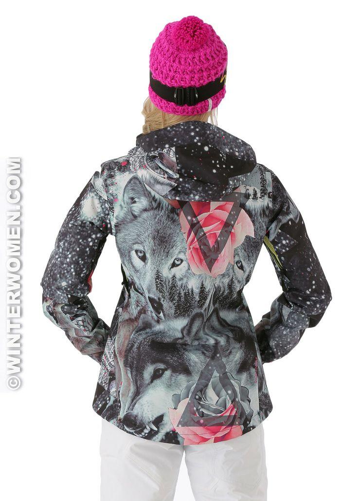 Womens volcom jackets