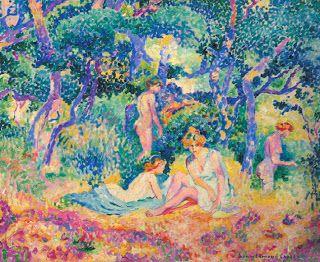 Gabinete de Curiosidades: Henri Edmond Cross e Neo-Impressionismo. De Seurat à…