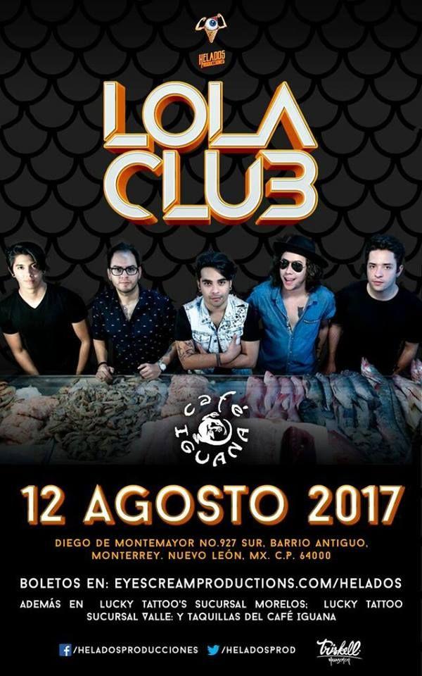 Lola Club en Monterrey Publicista Asociado
