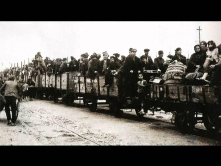"""""""Folk n' Roll - O' kaidop"""" In memory of Greek Pontians Genocide"""