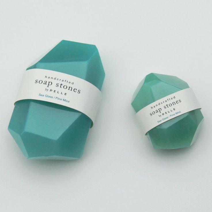 Sea Glass Soap Stones – The Colossal Shop