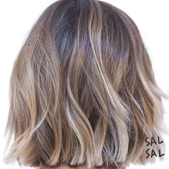 20 Cool Balayage Hairstyles For Short Hair Balayage Hair Color Ideas In 2020 Short Hair Balayage Balayage Hair Hair Color Balayage
