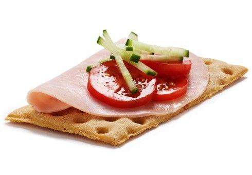 Knækbrød uden gluten og laktose