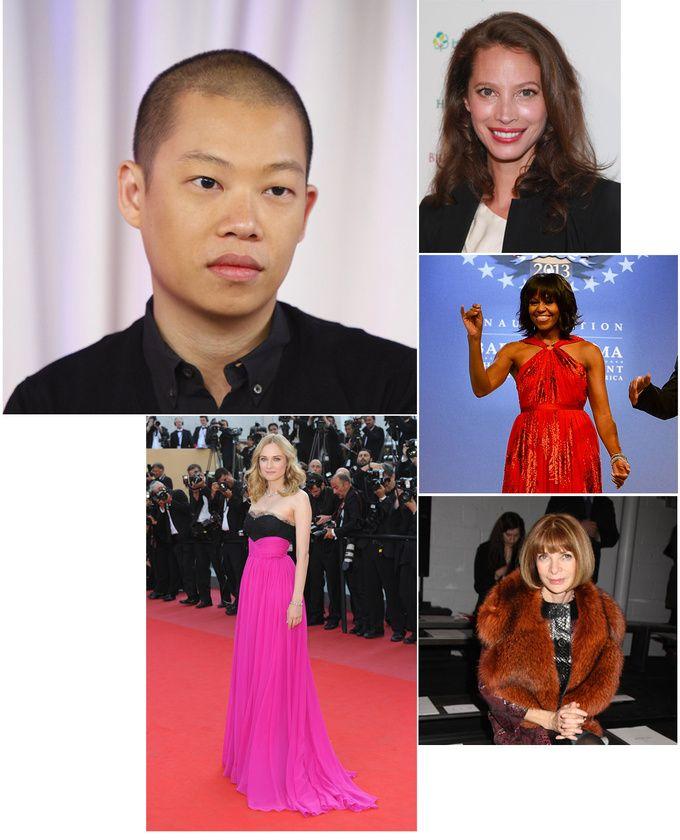 Jason Wu et ses droles de dames