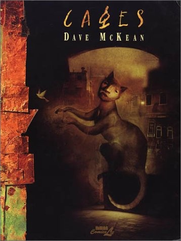 Dave McKean all the way...Artists, Graphics Novels, Graphic Novels, Arkham Asylum, Dave Mckean, Allegor Tales, Book Covers, Acclaim Graphics, Apartments Buildings