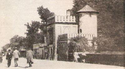 Domek Mauretański