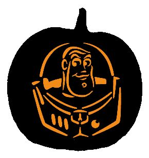 buzz lightyear pumpkin template - 20 best images about stencils for disneyland trip on