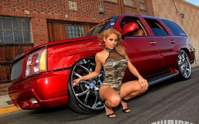 2002 Cadillac Escalade Lowrider Magazine Photo 06
