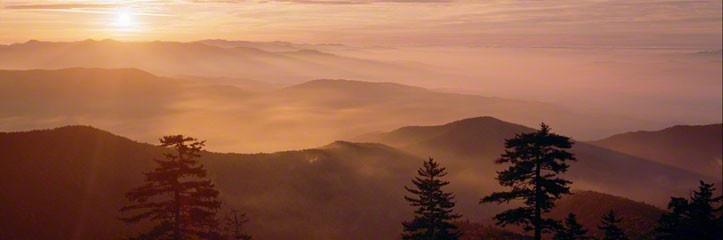 Smoky Mountains by Peter Lik