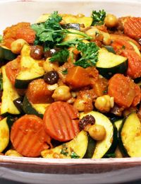 Mediterranean Vegetable Stew