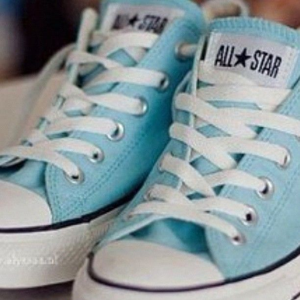 Love converse!!! So cute and where them anywhere!!!! :)