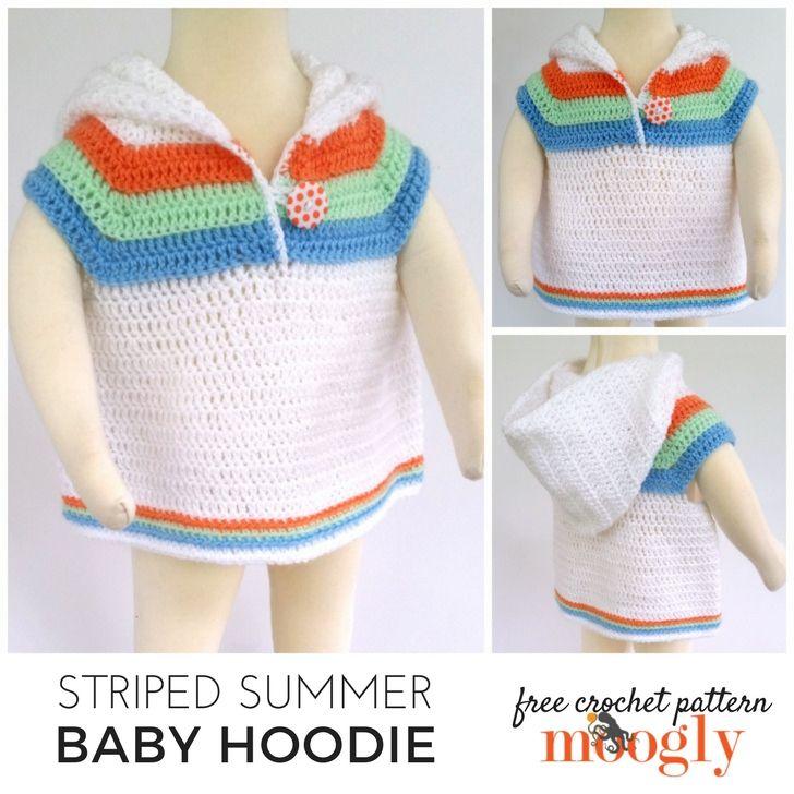 Mejores 188 imágenes de Crochet Clothing en Pinterest | Tejido y ...