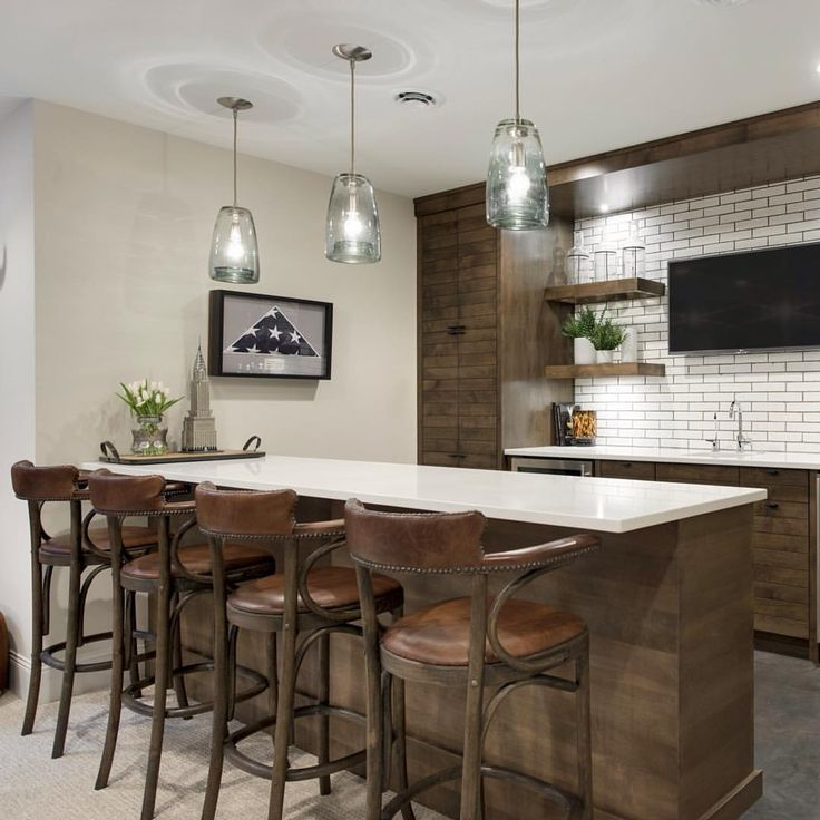 Interior Design Ideas Home Bar: Great Neighborhood Homes On Instagram: Lower Level Bar
