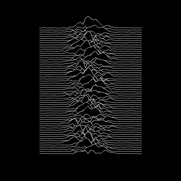 Visualized founder Eric Klotz spoke to Factory Records art director Peter Saville about his role in designing the iconic wave cover for Joy Division's 1979 debut album, Unknown Pleasures. The art, ...