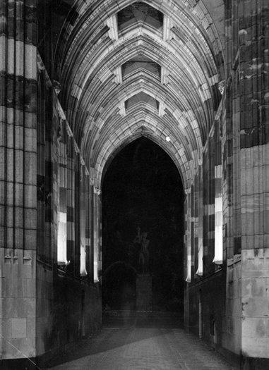 Passage of the Domtoren in Utrecht