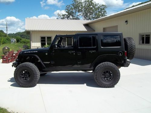 4-Door Jeep Rubicon for Sale   Find used 2012 Jeep Wrangler Unlimited Rubicon Sport Utility 4-Door 3 ...