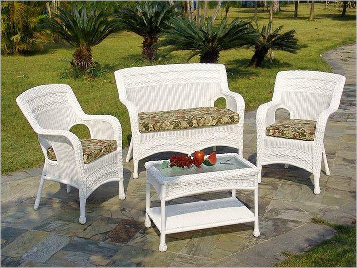 Best Resin Wicker Patio Furniture Ideas On Pinterest Resin - Resin outdoor furniture