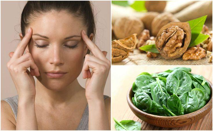 El consumo de algunos alimentos pueden ayudar a potenciar las funciones cerebrales mientras reducen el riesgo de enfermedades. ¡Descúbrelos!