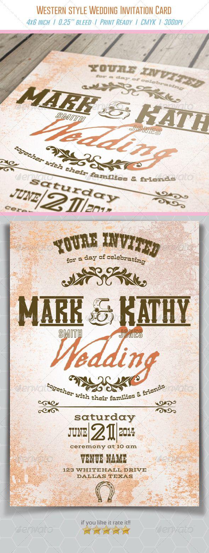 21 best Best Wedding Invitation Cards images on Pinterest | Font ...