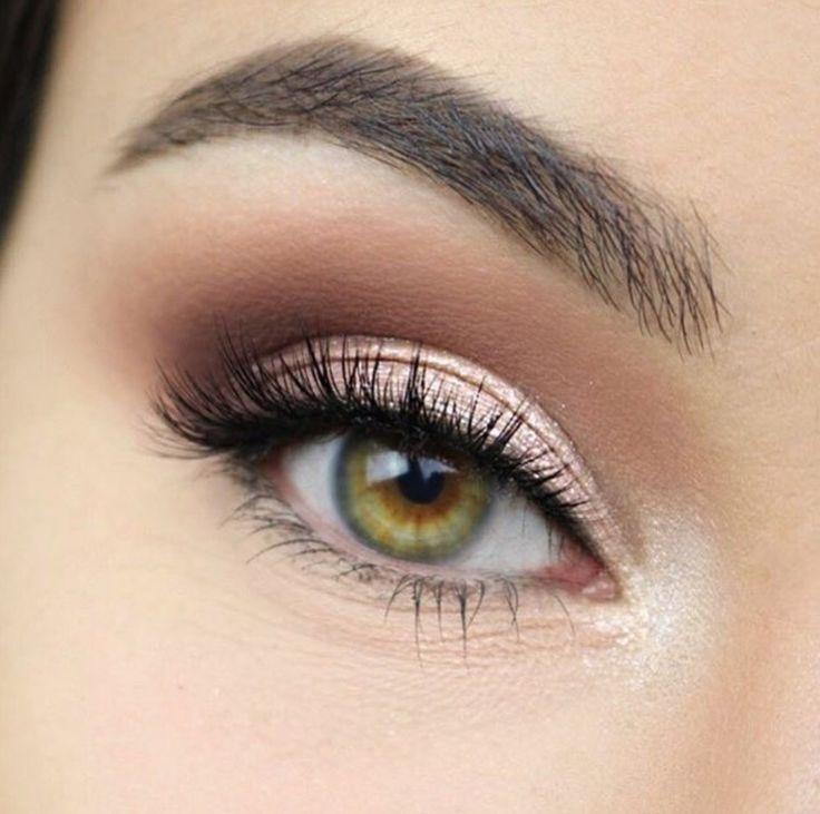Wunderschönes Make-up