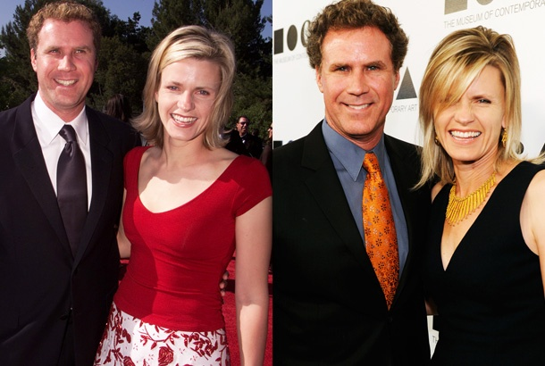 Will Ferrell and Viveca Paulin—Today