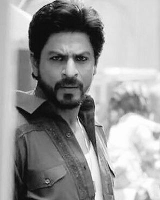 "SRK : ""I am a bad boy"" #RockingRaeesTrailer My heart melts."