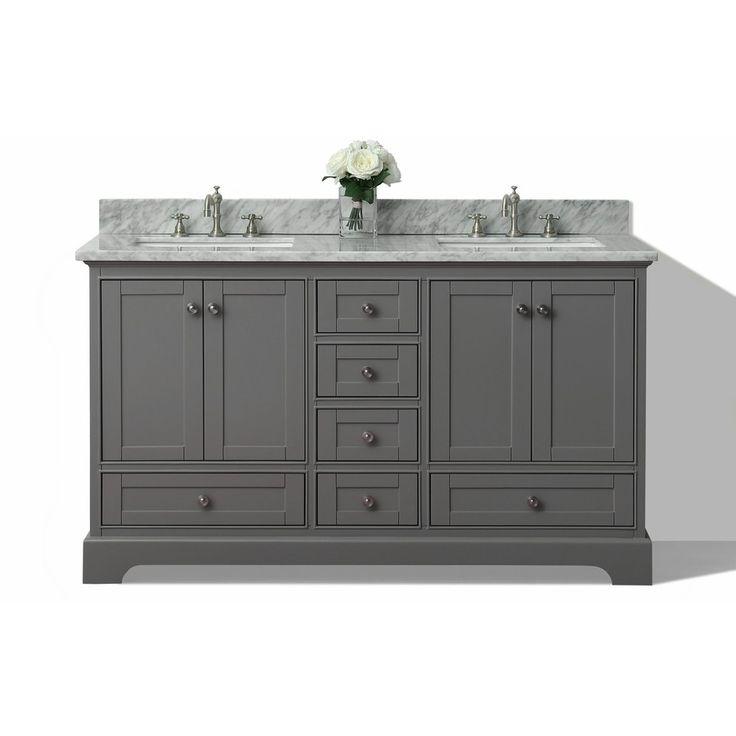17 Best Ideas About Single Sink Vanity On Pinterest Double Sink Bathroom D