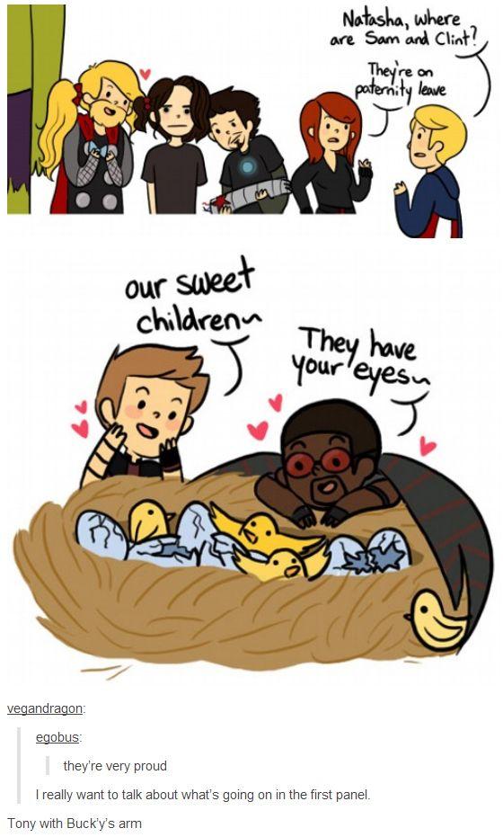 important avengers cartoon