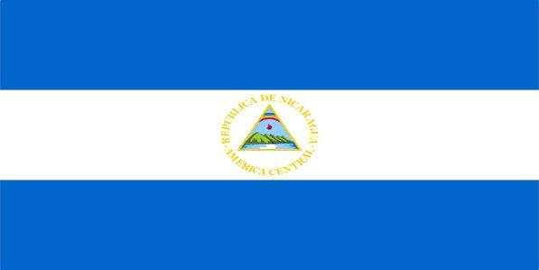 Nicaragua - flag.
