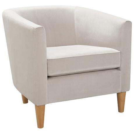 Chair Gallery:: Tub Chair Softy Buff