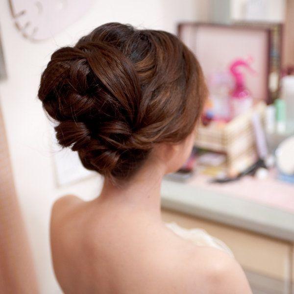 Phenomenal 1000 Ideas About Asian Wedding Hair On Pinterest Asian Bridal Short Hairstyles Gunalazisus