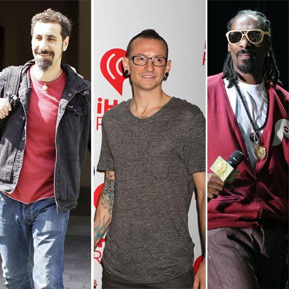 Linkin Park, System of a Down et Snoop Dogg font partie de la programmation 2015 du Amnesia Rockfest | HollywoodPQ.com