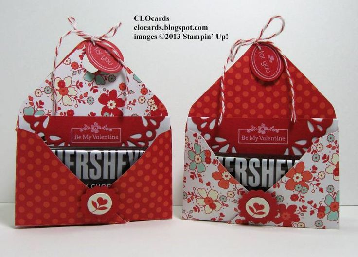 Sealed with Love Pocket Pouches by CLOcards - Cards and Paper Crafts at Splitcoaststampers