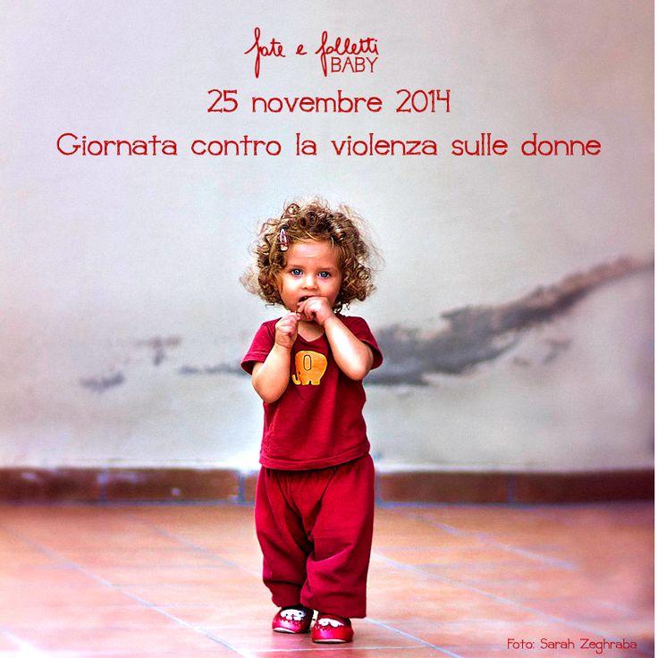 Giornata contro la violenza sulle donne 25 Novembre 2014