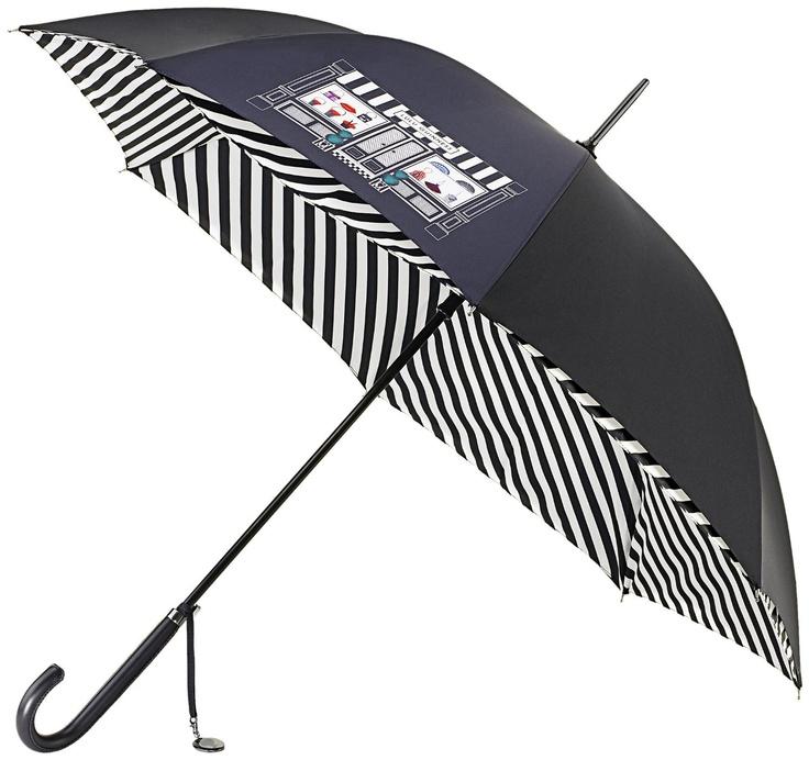 Fulton Lulu Guinness Bloomsbury Umbrella