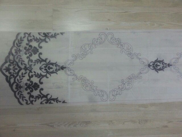 embroidery curtains ★