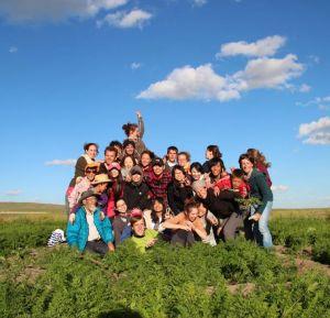 Voyagez autrement en Mongolie et participez à un volontariat international !