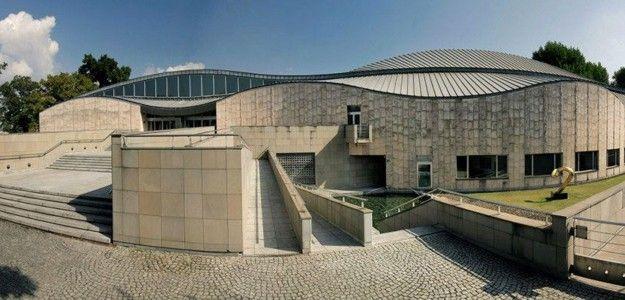 Muzeum Sztuki i Techniki Japońskiej Manggha, Kraków #JapaneseArt #architecture #Cracow