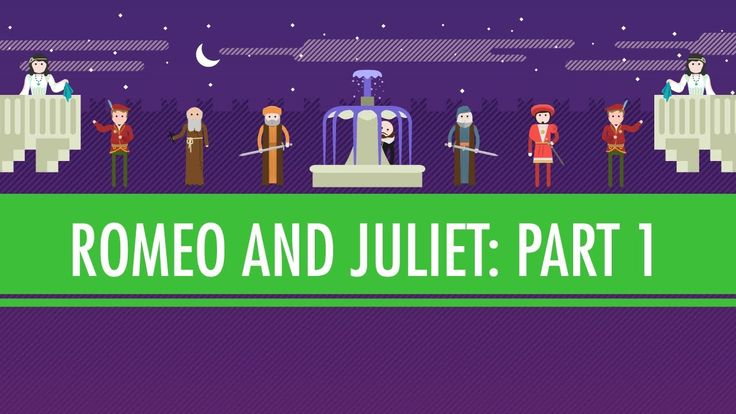 Of Pentameter & Bear Baiting - Romeo & Juliet Part I by Crash Course Literature | Crash course is literally one of my favorite web series.