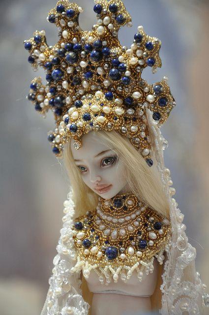 Enchanted Dolls by Marina Bychkova