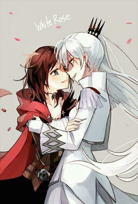 315 best Ruby x Weiss images on Pinterest | White roses ...