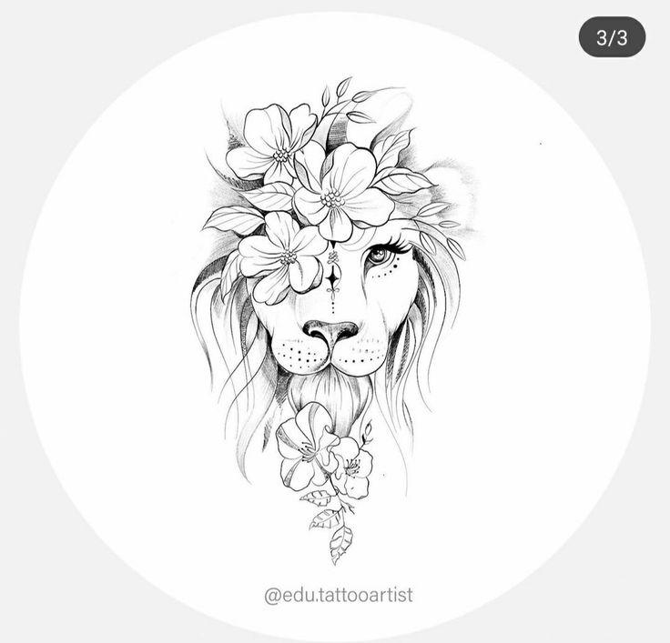 Lion   – Tattoo