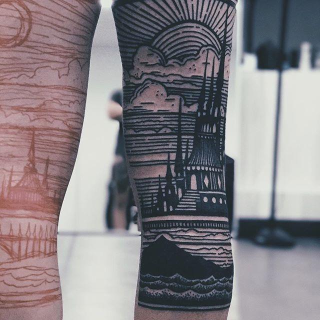 THIEVES OF TOWER - 2Spirit Tattoo