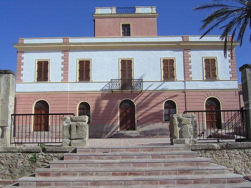 Villa de Villa, Dolianova, Cagliari